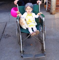 kids halloween costume contest little old cat lady submitted by allie