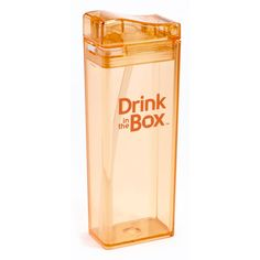Drink in the Box Blue Low Sugar Drinks, Dark Home Decor, Drink Holder, Cup Holders, Wooden Bow, Box Branding, Baby Store, Baby Bottles, Lunch Box