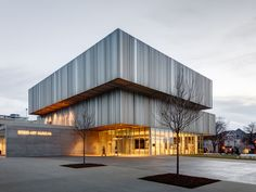 wHY, Speed Art Museum, Louisville | 25 Masterpieces That Prove 2016 Was an Incredible Year for Architecture