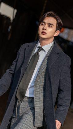 Yo Seung Ho, Handsome Korean Actors, Korean Celebrities, Beautiful Boys, Korean Drama, Suit Jacket, Hero, Guys, People