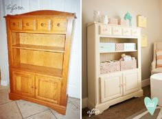 How to paint & update furniture THE EASY WAY-- Design Loves Detail Blog