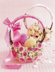 Pretty Easter Decorating Ideas   Just Imagine - Daily Dose of Creativity