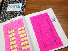 Guided Math in First Grade- lots of ideas and pictures