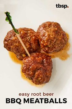 Major flavor hack: cooking with soda brings a hint of sweetness to your favorite recipes. Appetizer Ideas, Appetizer Recipes, Appetizers, Parmesan Cheese Sauce, Bbq Meatballs, Sweet And Spicy, Root Beer, Starters, Soda