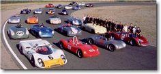 Emory Motorsports had 24 cars at the 2007 Seattle Historics.
