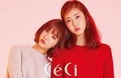 G-Friend are awash in pink hues for pretty 'CeCi' pictorial | allkpop.com