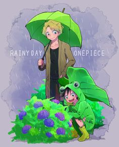 One Piece, ASL, Sabo, Luffy