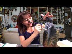 Valencia, Youtube, Dreadlocks, Videos, Hair Styles, Beauty, Craft, Plastering, Metallic Paint