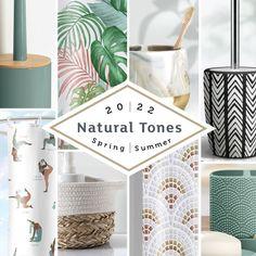 Bath Trends, Spring Summer Trends, Bath Design, Bath Decor, Bathroom Accessories, Simple Designs, Modern, Nature, Inspiration