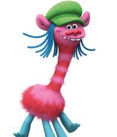 Goofy Grin Cooper Giraffe - Goofy Grin Cooper Giraffe Like Troll Trolls Birthday Party, Troll Party, 3rd Birthday, Birthday Parties, Los Trolls, Dreamworks Movies, Dreamworks Animation, Trunk Or Treat, Pug Dogs