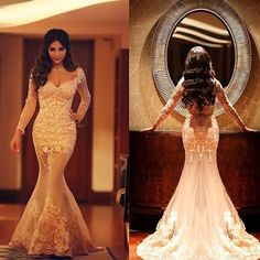 Cheap gown hair, Buy Quality gown evening dress directly from China dress bling…
