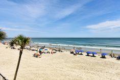Love those Garden City beach days. Garden City Beach, Surfside Beach, Beach Vacation Rentals, Real Estate Sales, Beach Photography, Beach Day, Sunrise, Water, Outdoor