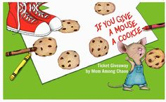 Mom Among Chaos: If You Give A Mouse A Cookie in Detroit
