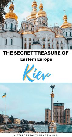 Ukraine is the country with the largest territory in Europe. Kiev itself is a magical city with over 1500 years old. Ukrainians are very proud of their independence from the Soviet Union since 1991 and are generally very patriotic. During my stay they were friendly and helpful and I felt very safe. Read my experience on the blog at littlefootadventures.com Kiev   Ukraine   Eastern Europe   Chernobyl   Europe   Soviet Union #Kiev #Ukraine #Easterneurope #Europe #Sovietunion