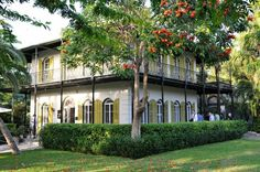 Ernest Hemingway's House In Key West Has Charm, Cats And A Urinal Fountain (PHOTOS)