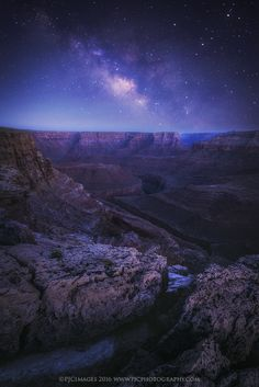 That Magic Moment - While I have shared two images from this location previously, this might have been my favorite from this spot. I had found this composition after setting up camp and exploring the edge of the rim. I knew I wanted some strong leading lines to allow the eyes to weave their way through the scene. What I didn't really plan on was the milky way being perfectly situated for this composition. I was shooting twilight, and kept note of the location of this foreground crack. I…