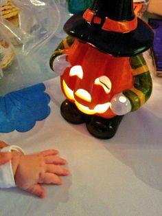 Il primo #Halloween con la mia bimba <3