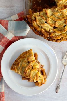 Apple Cheddar Pie - Being from Vermont, I'll use Cabot cheddar and Champlain Orchard apples.