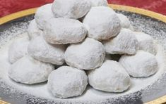 Greek Recipes, Holiday Cookies, Deli, Food And Drink, Xmas, Sweets, Bread, Cheese, Vegan