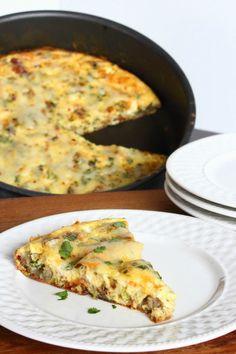 Farm Fresh Tex-Mex Breakfast Egg Bake