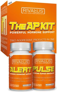 RIVALUS The AP KIT Milk Thistle, Clinic, Kit, Products