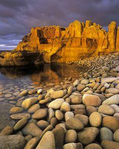 Moray, Hopeman, Scotland,