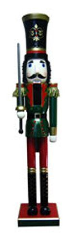 Hand Painted Nutcrackers with Sword 70386 >>> This is an Amazon Affiliate link. Be sure to check out this awesome product.