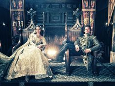 Reign, behind the scenes of season Reign Cast, Reign Tv Show, Mary Queen Of Scots, Queen Mary, Serie Reign, Reign Mary And Francis, Reign Hairstyles, Adelaine Kane, Reign Quotes