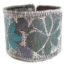 Textile Cuff or Wristband Cuff £15.00