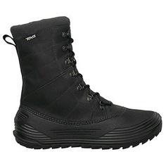 Teva Bormio Boots (Black) - Men's Boots - 9.5 M