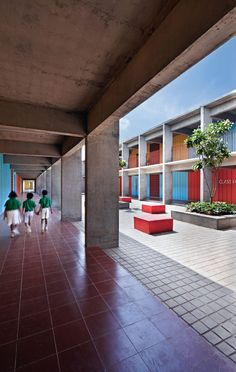 DPS Kindergarten by Khosla Associates | architecture | dezeen