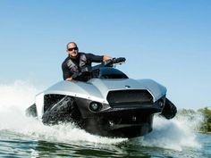Four wheeler jet ski! saaayyy whaaatt?! Yayyaa