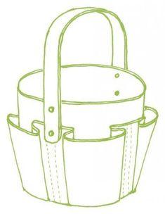 Crochet bags purses 383791199498861501 - Sewing box tutorial purses Ideas Source by bernadetteremon Sewing Caddy, Sewing Box, Bag Patterns To Sew, Sewing Patterns Free, Sewing Hacks, Sewing Tutorials, Tutorial Sewing, Diy Bags Purses, Organize Fabric