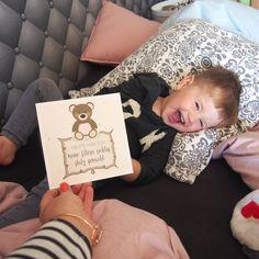 Eine tolle Erinnerung ❤️ Wann und weswegen wart ihr das letzte Mal richtig stolz? Festhalten könnt ihr diese Momente mit unseren Meilensteinkarten: www.omaMa-Shop.de