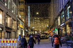 Julemagi i Oslo – Med koffert og kamera Oslo, Street View
