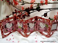 Creations by Patti: Hello Kitty Birthday Fun