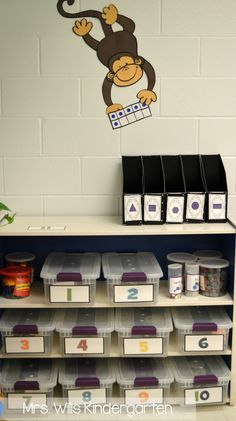 """When my students have finished an activity, they simply go and grab their """"dessert tub."""" This has cut down on the visiting and gypsy-like movements in the classroom. My students ALWAYS have the option to read a book at their desk instead. (FREE download)"""