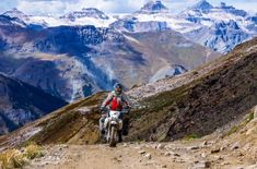 Today is International Women's Day, so we're celebrating some of today's most inspirational female adventure bike riders and their incredible achievements. Honda Bikes, Motorcycle Photography, New Honda, Bike Rider, Badass Women, Ladies Day, Cool Pictures, Motorcycle Touring, Motorcycle Adventure