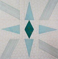 Shine Bright quilt block tutorial   Blossom Heart Quilts