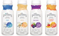 Archway Food Group launches Pillars drinkable Greek yogurt