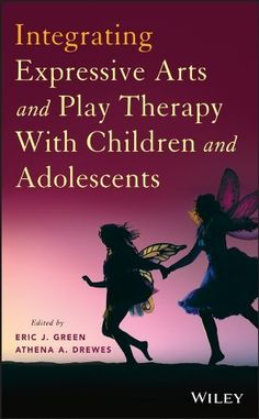 Wonderful new book for child & play therapists: Integrating Expressive Arts and Play Therapy with Children and Adolescents Ed. By Green & Drewes, http://www.amazon.com/dp/1118527984/ref=cm_sw_r_pi_dp_BCJEsb1HP7EDP