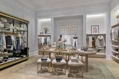 STYLE IN STORE: WHY YOU WILL WANT TO MOVE INTO CLUB MONACO — www.stylebeatblog.com