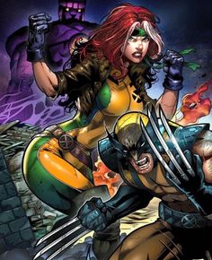 X-Men: Rogue Created b...