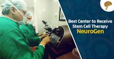 With a team of highly professional doctors, NeuroGen provides the best stem cell treatment and therapy in India.