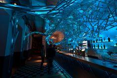 Galería - Doboz Bar / Péter Szendrő - 5 installation. Restaurant and bar design