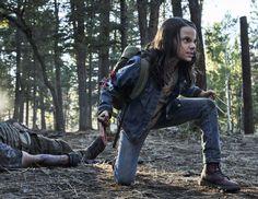 Daphne Keen killed it in Logan..mind blown