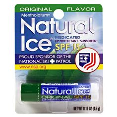 Natural Ice Medicated Lip Protectant ** Click affiliate link Amazon.com on image to review more details.