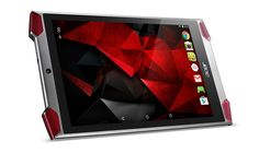 Acer announces Predator gaming smartphone and tablet - Known as the Predator 8, the new Acer tablet features an 8-inch 1080p display and an Intel Atom x7-Z8700 processor. The Atom x7 is a 64-bit quad-core CPU chip accompanied by Intel's latest Gen8 graphics architecture, with a total of 16 graphics execution units. The Z8700 is the most powerful chip in the current Atom x range. | Android Authority