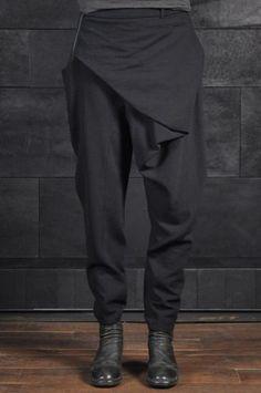Alessandra Marchi – Asymmetric Pants