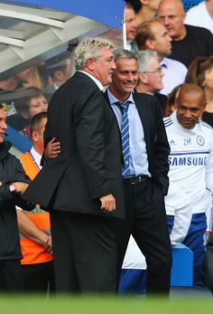 Jose Mourinho - Chelsea v Hull City - Premier League